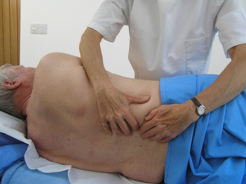 Cranial and physical therapy treatment
